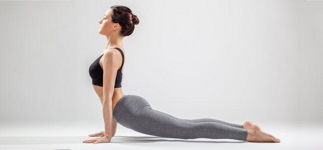 Yoga-Kleidung - was zu tragen? Foto