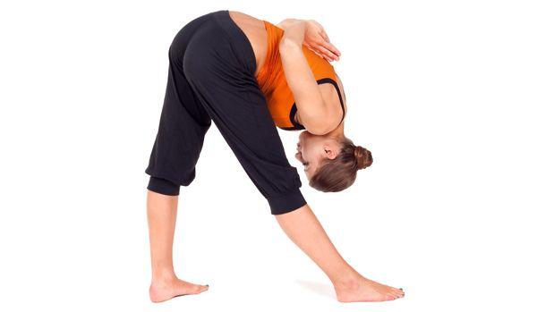 Side Stretch Pose