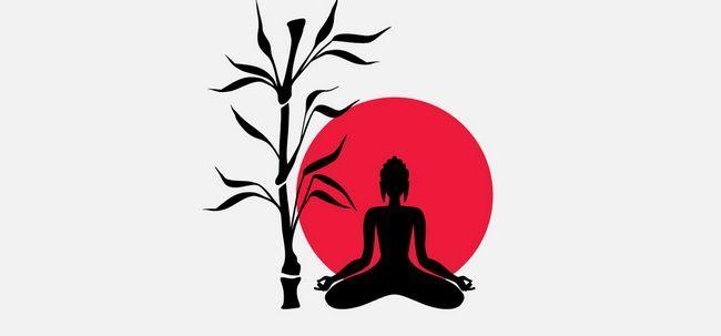 Zen-Meditation - How To Do und was sind die Vorteile? Foto